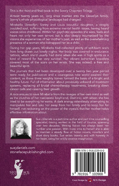 The Journals of Sonny Chapman by Sue J. Daniels